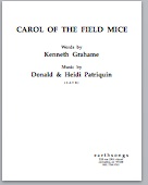 carol of the field mice (satb) (pdf if ordered for choir)