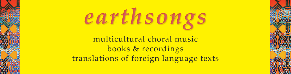 Earthsongs Choral Music